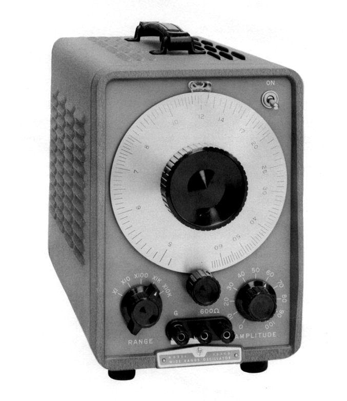 Audio Signal Generator : Hp cd audio generator
