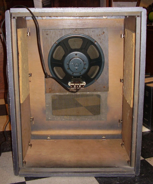 Hallicrafters Model R 12 Console Speaker 1940