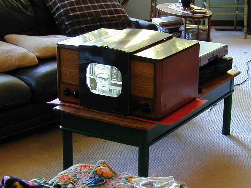 Rca 630ts Television 1946
