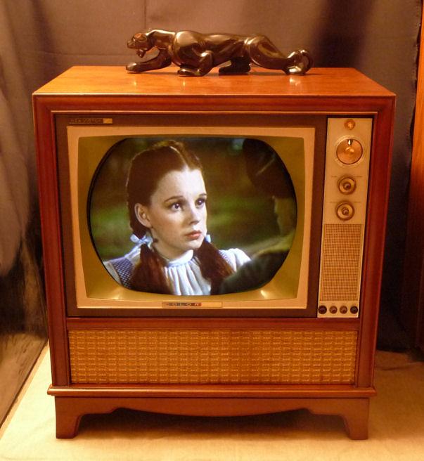 RCA 630TS Television (1946