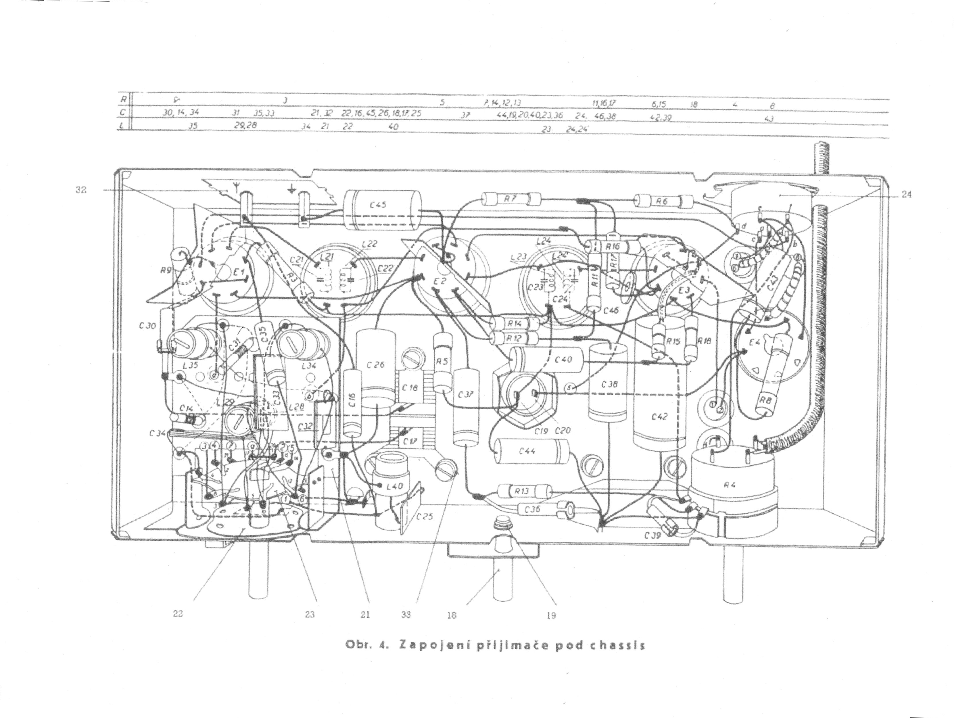 Tesla Wiring Diagrams Diagram Schemes Dyna Ignition Coils Model 308u Talisman Radio 1956 Rh Antiqueradio Org S Schematic Coil