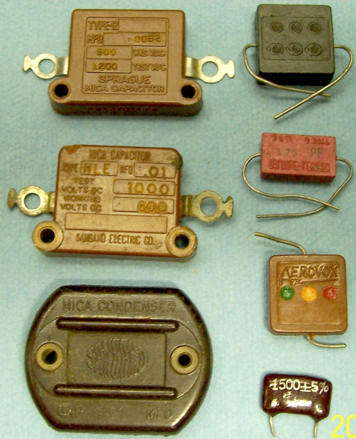 Replacing Capacitors In Old Radios And Tvs