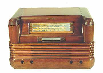 Philco Model 42 350 Radio 1942